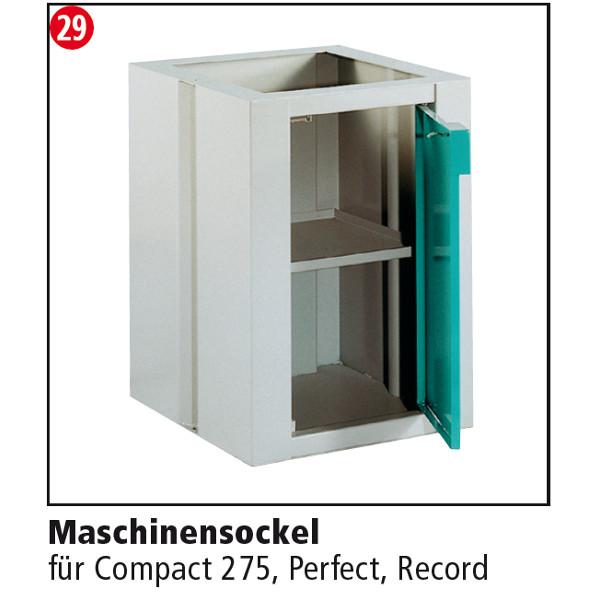 berg und schmid record maschinenuntergestell mit werkzeugfach. Black Bedroom Furniture Sets. Home Design Ideas