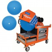 Norton Clipper JUMBO 900 Blocksteinsäge 400 V