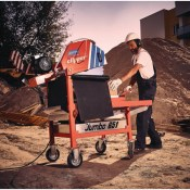 Norton Clipper JUMBO 651 Blocksteinsäge 400 V