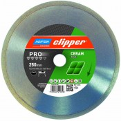 Norton Clipper Pro Ceram Glass Diamantscheibe