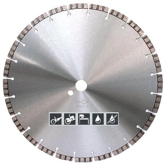 lissmac tl beton diamant trennscheibe 300 x 25 4 mm. Black Bedroom Furniture Sets. Home Design Ideas